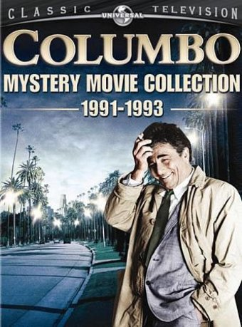 Mystery Movie Collection 1991-1993 (3-DVD)