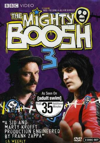 Mighty Boosh - Complete Season 3 (2-DVD)