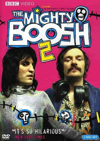 Mighty Boosh - Complete Season 2 (2-DVD)