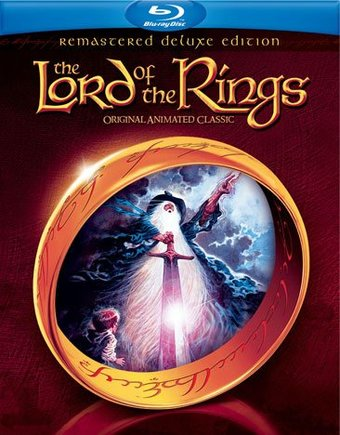 The Lord of the Rings (Blu-ray, P&S, Deluxe
