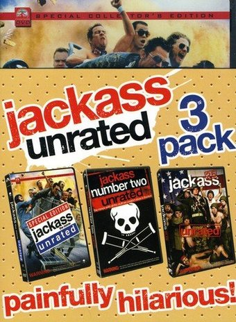 Jackass Collection (3-DVD)