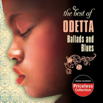 The Best of Odetta - Ballads And Blues