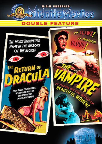 Midnite Movies Double Feature: The Return of