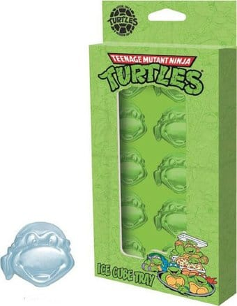Teenage Mutant Ninja Turtles - Shaped Ice Cube