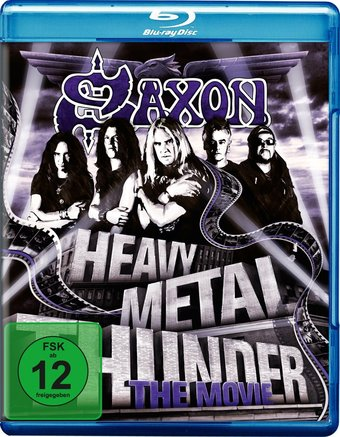 Heavy Metal Thunder - Live (Blu-ray)