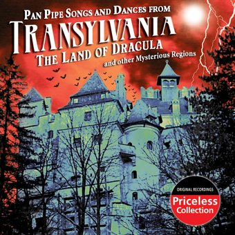 Pan Pipe Songs & Dances From Transylvania