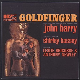 Goldfinger [Original Soundtrack] [Bonus Tracks]