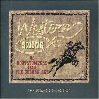 Western Swing: 40 Bootstompers from the Golden