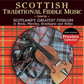 Scottish Traditional Fiddle Music