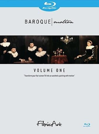 Baroque Motion - Volume One (Blu-ray)