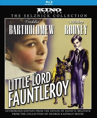 Little Lord Fauntleroy (Blu-ray)