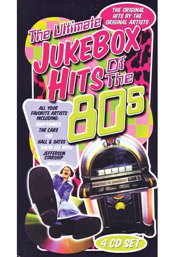 Jukebox Hits of the 80s (4-CD)