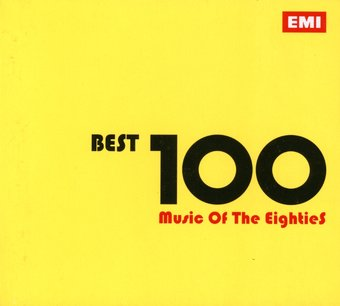 Best 100 Music of The 80's (6-CD set)