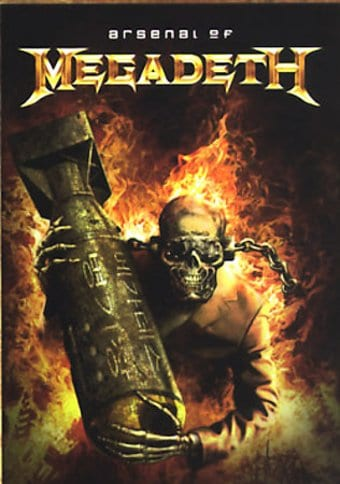 Megadeth - Arsenal of Megadeth (2-DVD)
