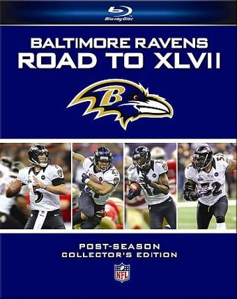 Football - Baltimore Ravens: Road to XLVII