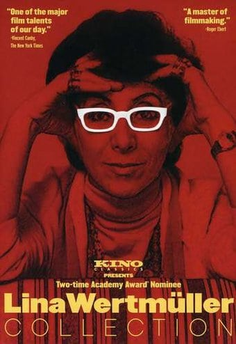 Lina Wertmuller Collection (Love and Anarchy /