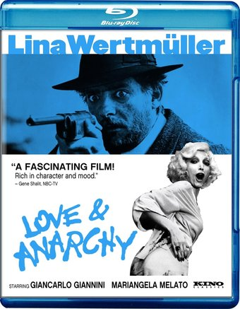 Love & Anarchy (Blu-ray)