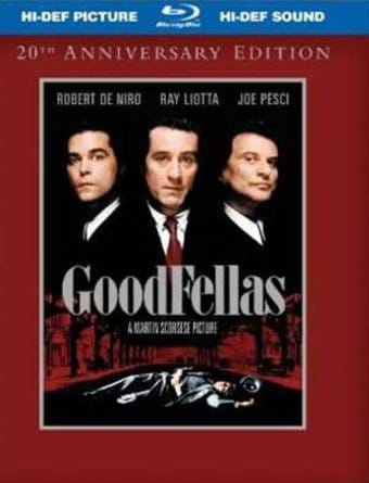 Goodfellas [20th Anniversary Edition] (Blu-ray)