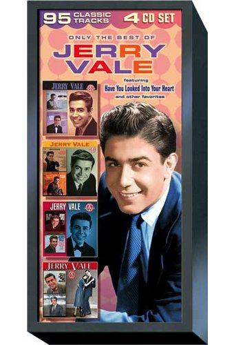 Only The Best of Jerry Vale (4-CD)