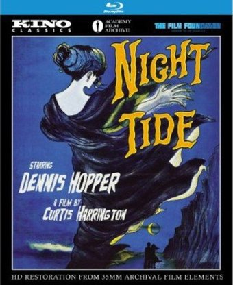 Night Tide (Remastered Edition) (Blu-ray)