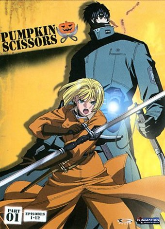 Pumpkin Scissors - Season 1, Part 1 (2-DVD)