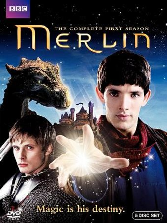 Merlin - Complete 1st Season (5-DVD)