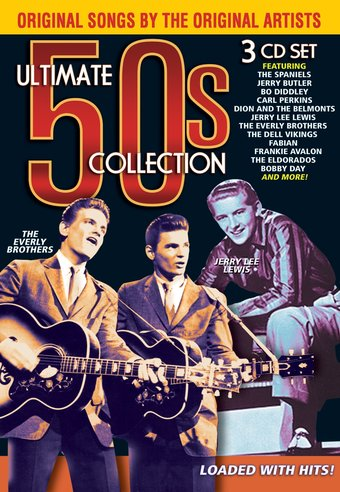 Ultimate 50s Collection (3-CD)