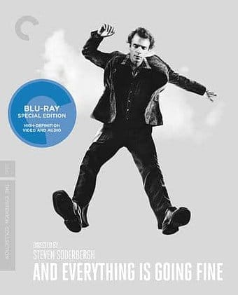 And Everything Is Going Fine (Blu-ray)