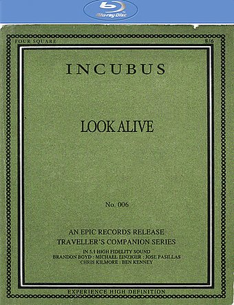 Incubus - Look Alive (Blu-ray)