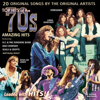 Top Hits of the 70s - Amazing Hits