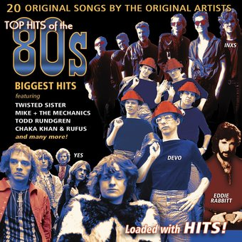 Top Hits of the 80s - Biggest Hits