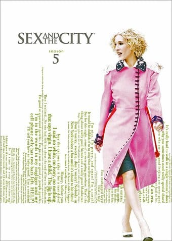 Sex and the City - Complete 5th Season (2-DVD)