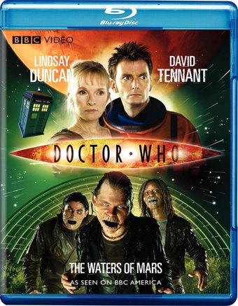 #201: The Waters of Mars (Blu-ray)