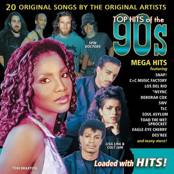 Top Hits of the 90s - Mega Hits