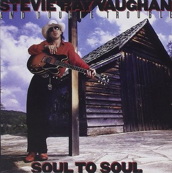 Stevie Ray Vaughan Soul To Soul 2lps 200gv 2016