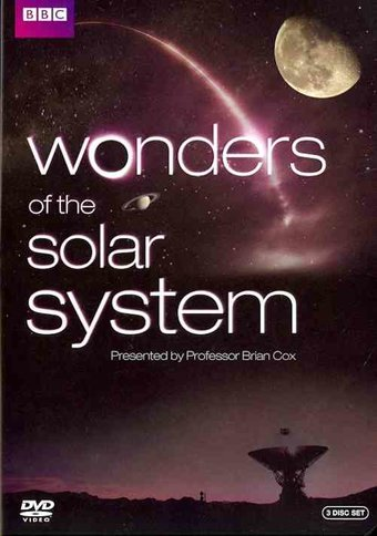 Wonders of the Solar System (3-DVD)