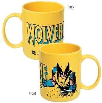 Marvel Comics - Wolverine - 11 oz. Coffee Mug