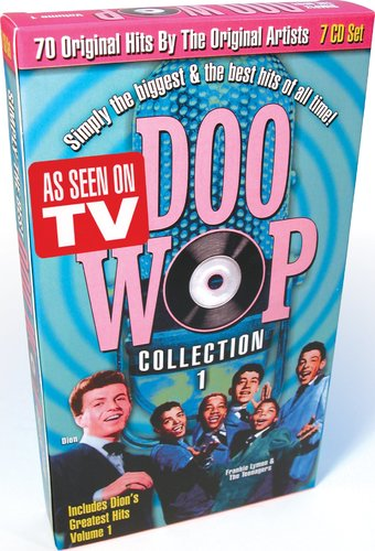 Simply The Best Doo Wop Collection, Volume 1