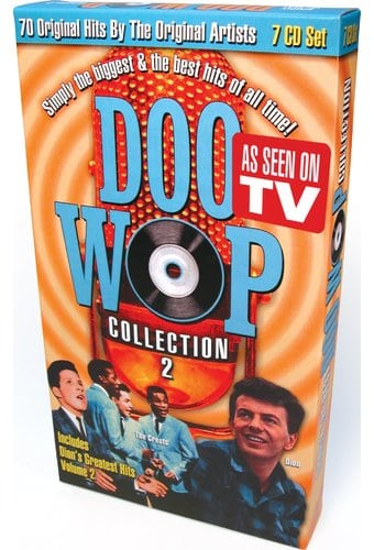 Simply The Best Doo Wop Collection, Volume 2