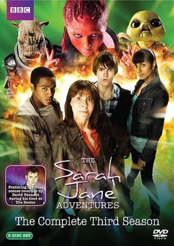 Sarah Jane Adventures - Complete Season 3 (2-DVD)