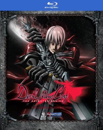 Devil May Cry - Complete Box Set (Blu-ray, 2-Disc