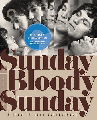 Sunday Bloody Sunday (Blu-ray)