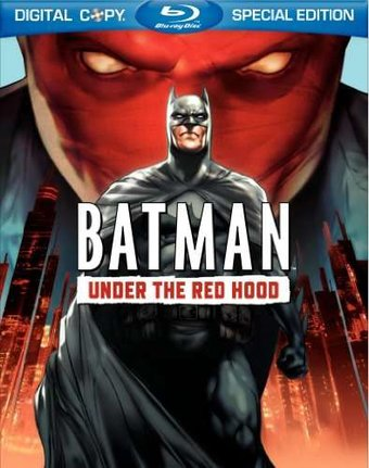Batman: Under the Red Hood (Blu-ray, Special