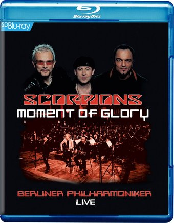 Scorpions - Moment of Glory Live With The Berlin