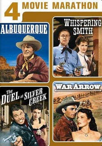 Classic Western Collection: 4 Movie Marathon
