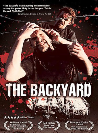 Wrestling - The Backyard