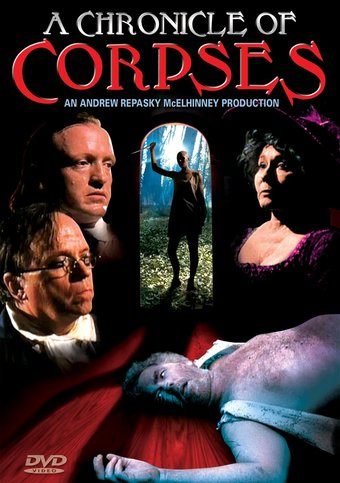 "Chronicle of Corpses - 11"" x 17"" Poster"
