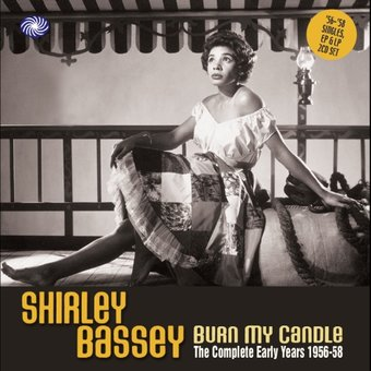 Burn My Candle: The Early Years 1956-58 (2-CD)