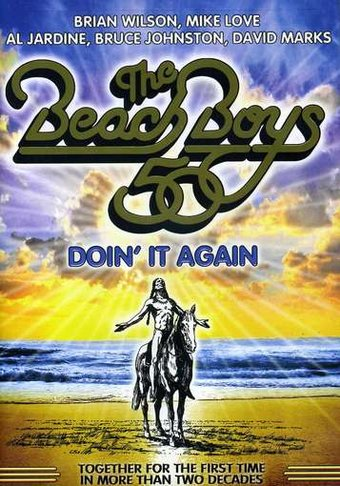 The Beach Boys - 50: Doin' It Again