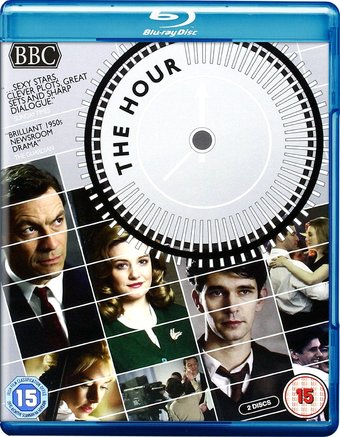 The Hour (2011) (BBC Series) (Blu-ray) [Import]